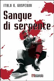 SANGUE DI SERPENTE cover
