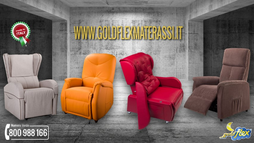 Goldflex copertina poltrone6 4g Small